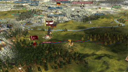 Empire Total War Landschaft Europa gaming-tipps.net